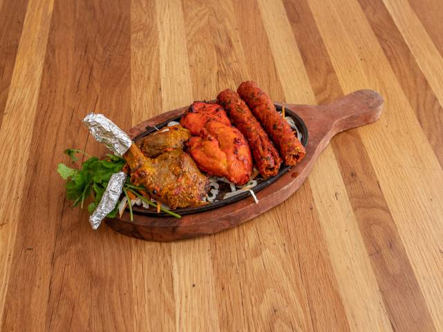 TANDOORI PLATTER FOR 2